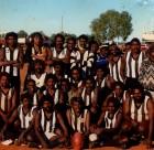 1980's Yuendumu Magpies Team Photo