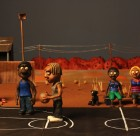 Production still from Jack and Jones