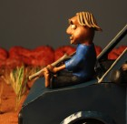 Production still from Animating our Stories series