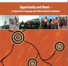 Summary of Feasibility Study for a Culture and Language Centre now available