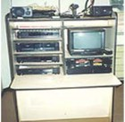 BRACS setup for radio and TV