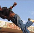 Break dancing at Lajamanu