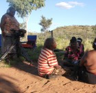 PAW Media at Warlpiri Women's Dance Camp