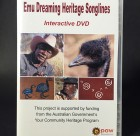 Emu Dreaming Heritage Songlines Interactive DVD