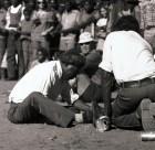 Firemaking Yuendumu Sports Weekend 1974