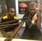 Young fellas on PAW Radio