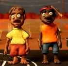 New Claymation 'Jack and Jones' Completed