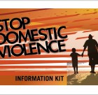 Stop Domestic Violence package front cover