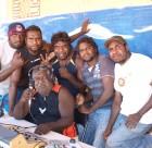 PAW radio draws a crowd at Nyirrpi
