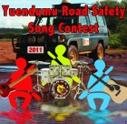 2011 Road Safety Song Contest CD available