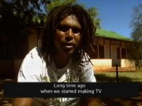 Warlpiri Media History by Francis Jupurrurla Kelly