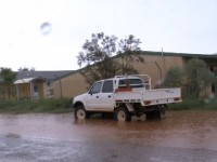 Yuendumu Rain News March 2011