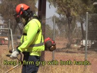 Whipper Snipper Safety Video