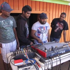 Music Stage Set Up Training @ PAW Media