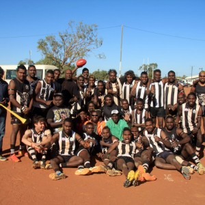 First Live Broadcast of Yuendumu Sports Weekend